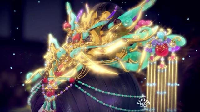 叶罗丽中的六个金王冠,曼多拉的像水壶,辛灵和金莲公主的最罕见图片