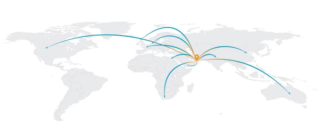 中国公司在纳斯达克迪拜证券交易所上市的条件是什么