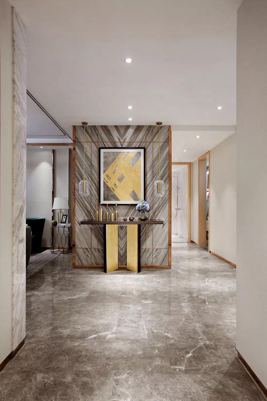 专业控|160㎡现代轻奢,展现新中式风的诗意典雅图片