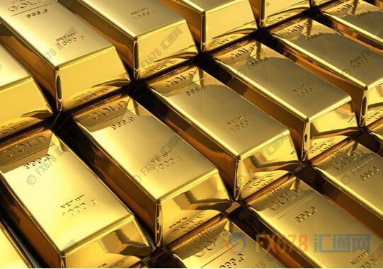 黄金交易提醒:全球股市哀鸿遍野,避险助金价无视强势美元