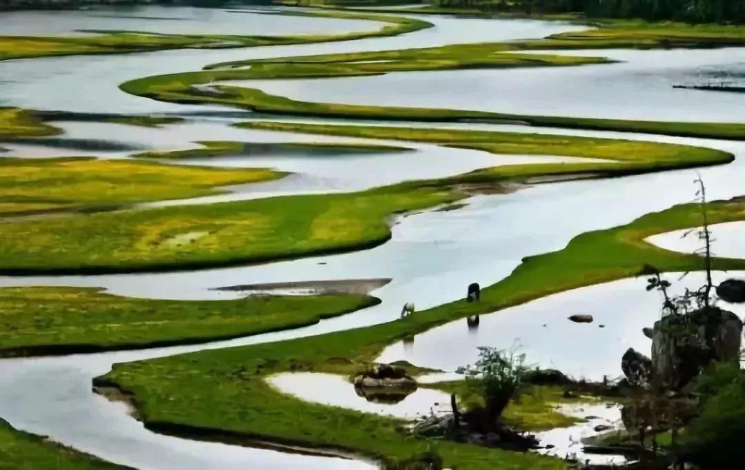 深山明珠 | 康定莲花湖