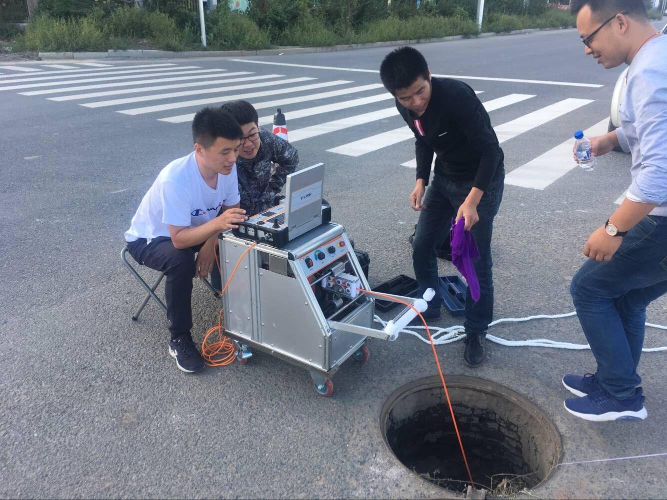 无刷电机供应商,地下管道使用CCTV管道机器人检测的原理和优势_爬行器