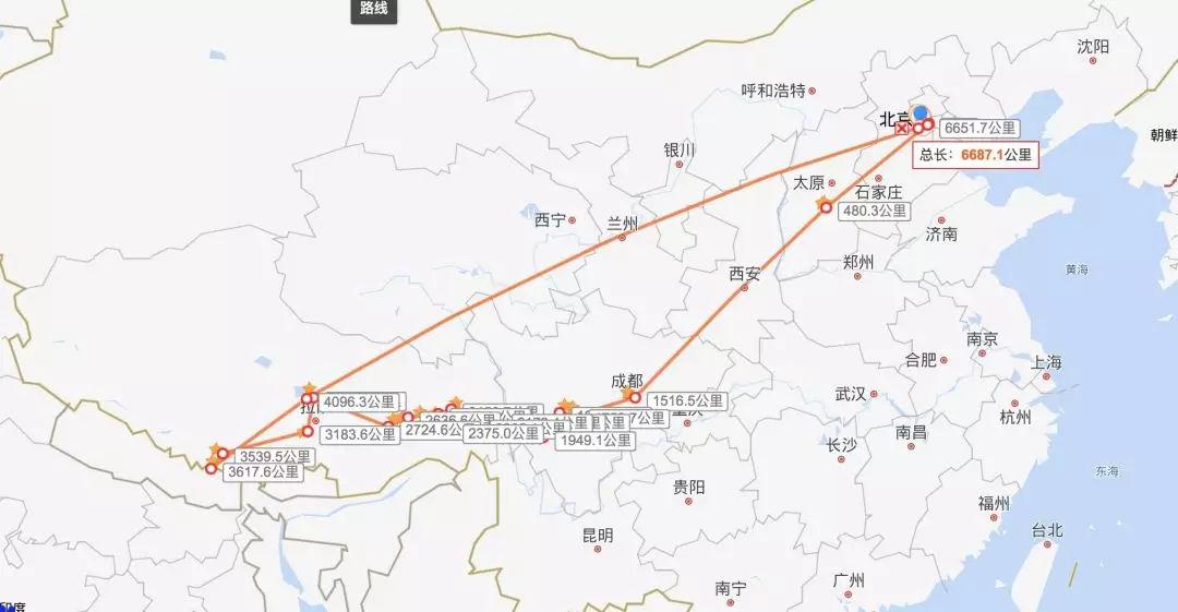 自驾滇进青出_【川进青出】北京自驾西藏,16天10000公里_成都
