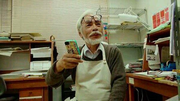 """宫崎骏被授予""""终身成就奖"""" 一个温暖了世界的动画大师"""