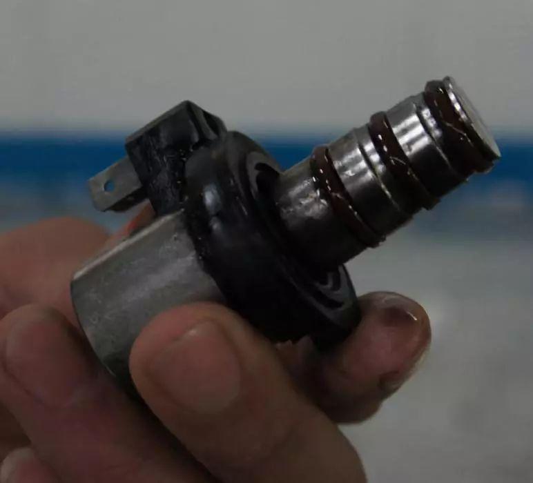 维修案例 北京现代伊兰特轿车自动变速器故障1例
