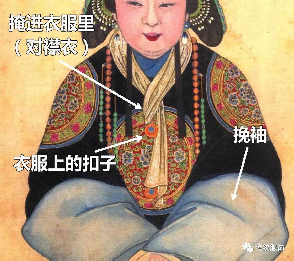 古风京剧人物手绘