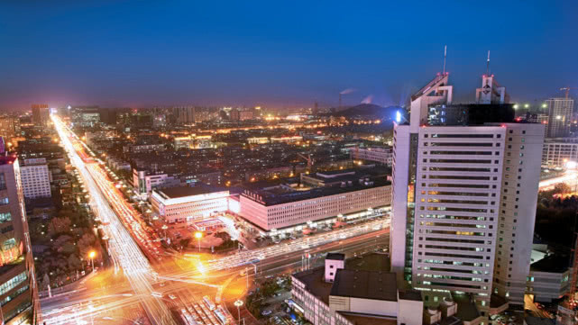 石家庄多大面积人口_河北最争气的城市,人口比邯郸少,面积比沧州小,却能碾压