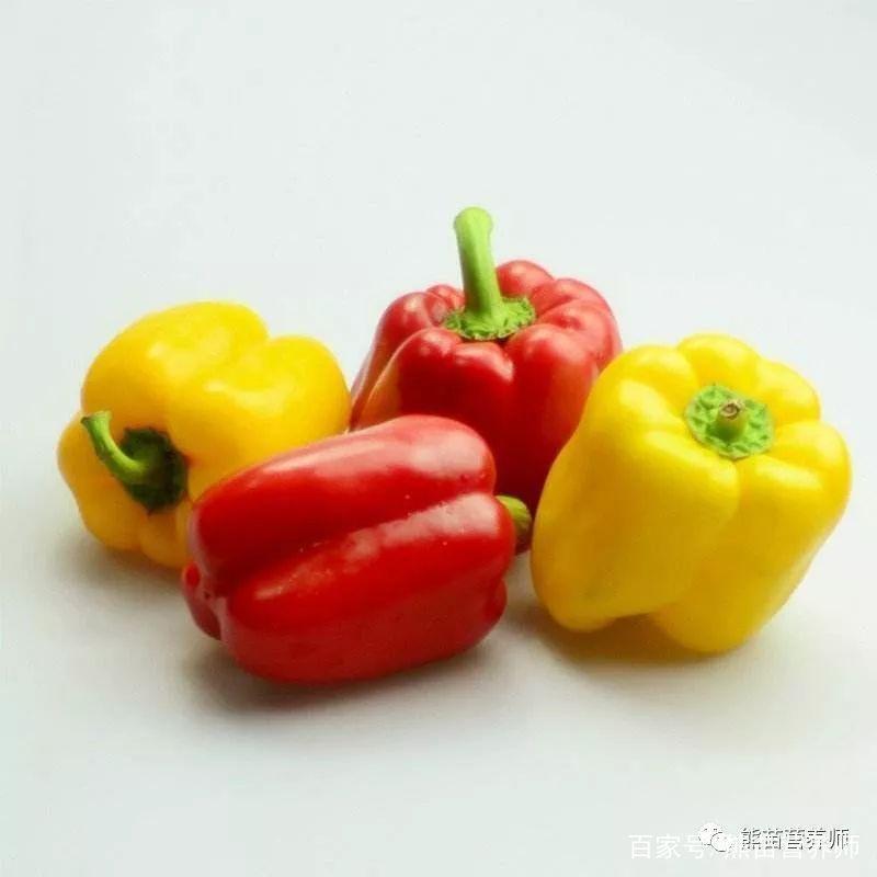 不同颜色的蔬菜,营养功效有哪些不同?
