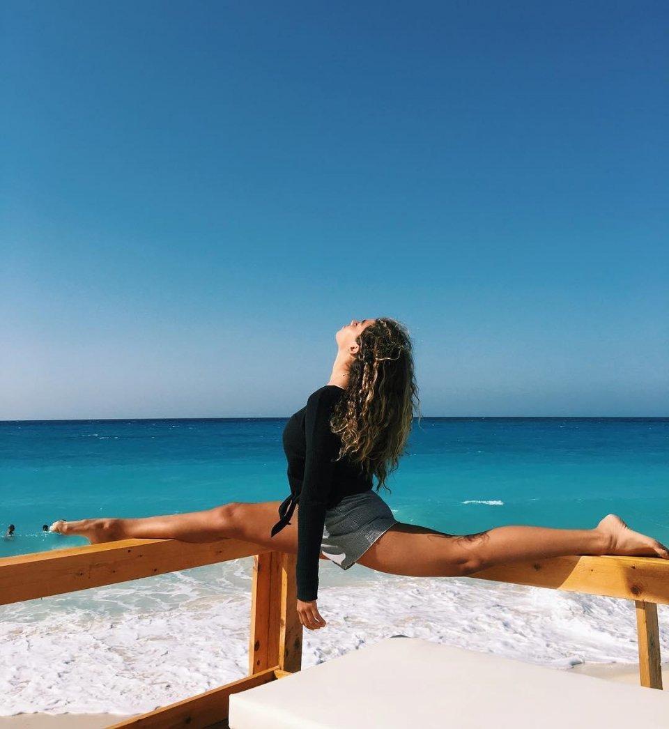 瑜伽正确姿势
