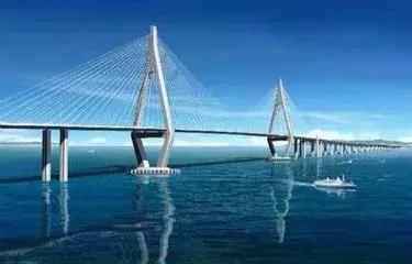 港澳珠大桥正式通车,厉害了我的国!图片