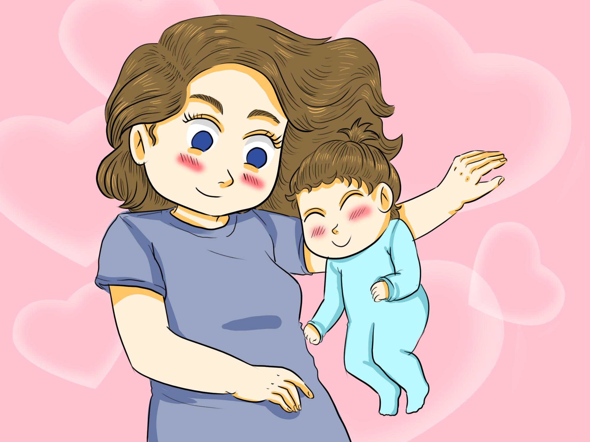 孩子三歲前最好和媽媽一起睡,這幾個好處,別人真的給不了