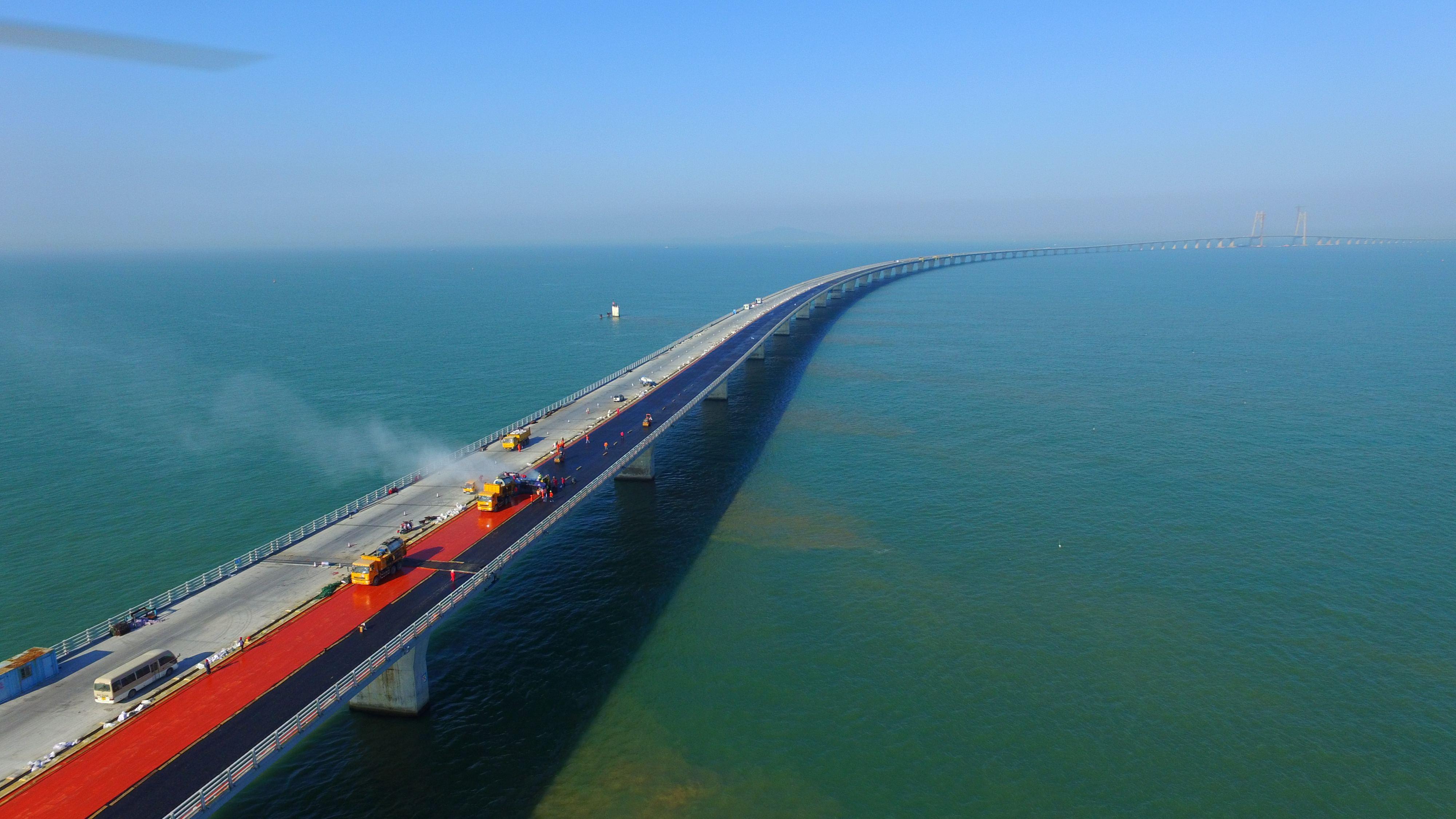 """宋清辉:港珠澳大桥通车为大湾区发展提供""""加速度"""""""