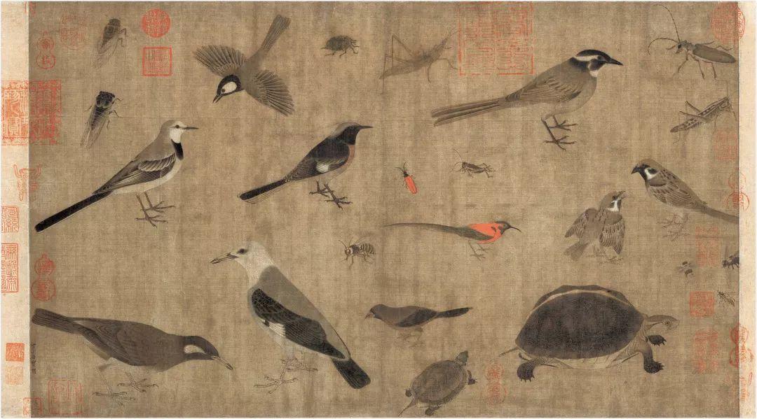 研究丨先立意,后章法,宋代工笔花鸟画的艺术特色