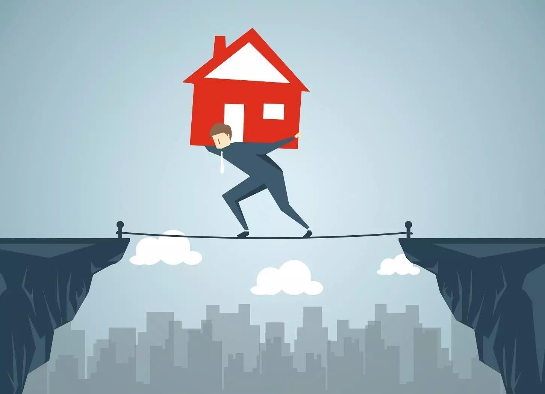 别理解错了:降息不会托楼市,而是房价下行的开始!