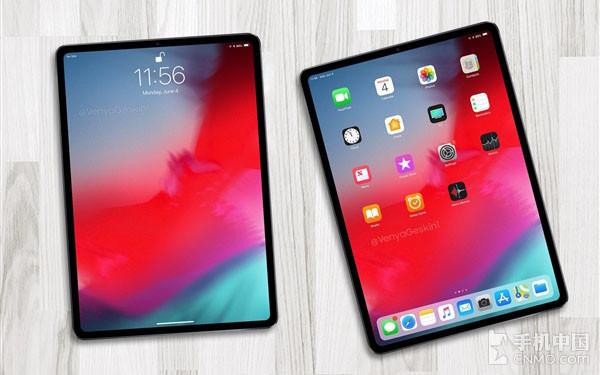 iOS 12泄露蘋果新品!新款iPad Pro值得買