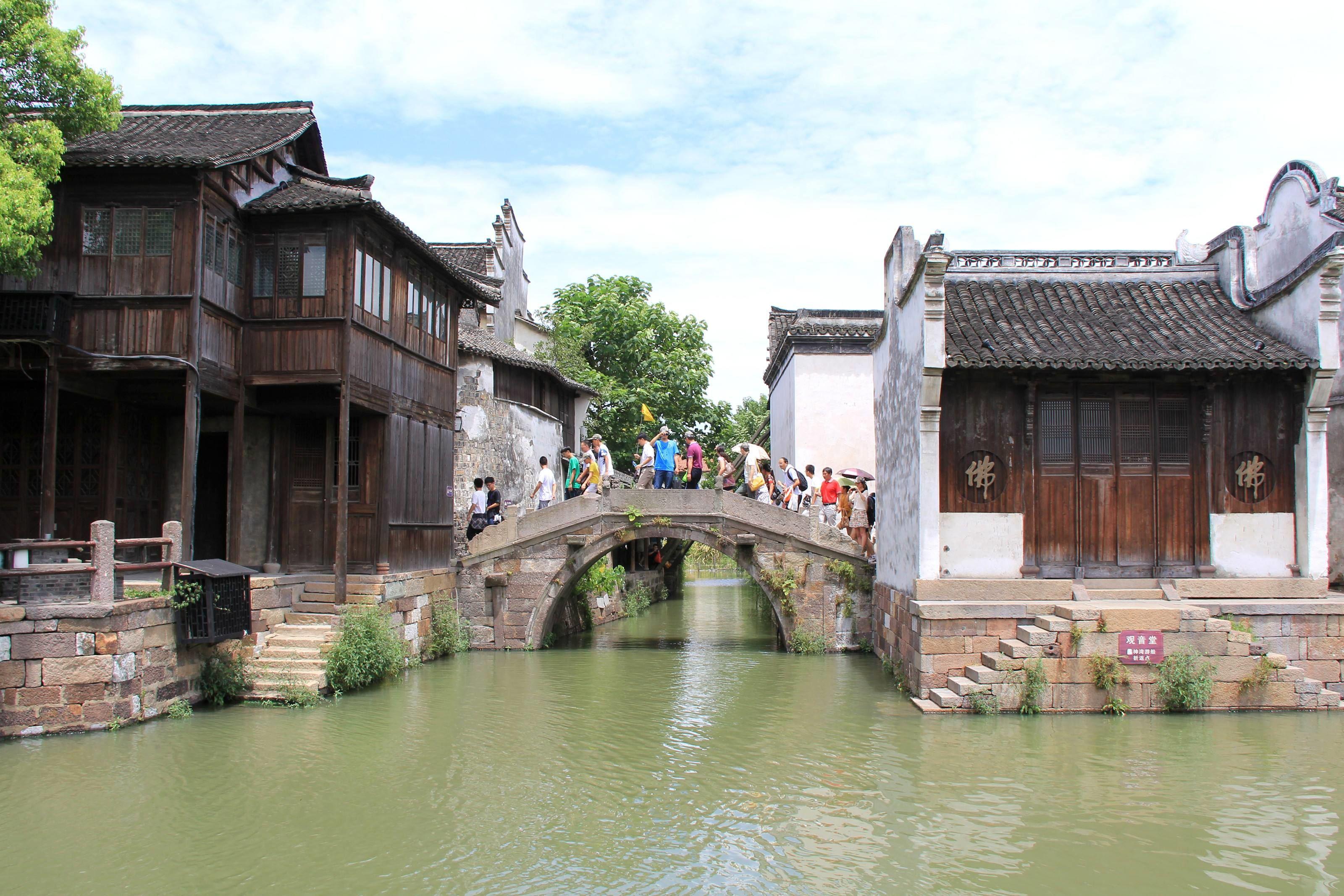 中国最美文旅小镇:全镇仅一半收门票,仅开发一半名气却堪比省会