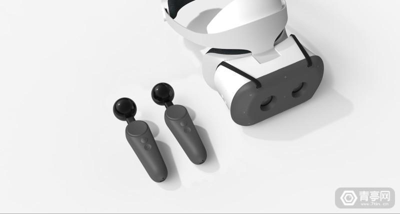 技术与时间的博弈,Vive Focus推6DoF手柄开发套件的背后   网络推广  第5张