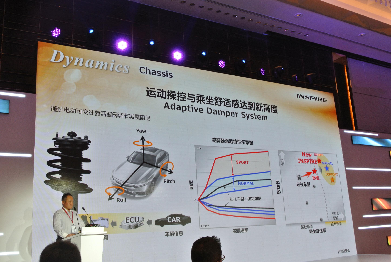 东风本田新中级车Inspire正式上市售价1828-2498万元_云南快乐十