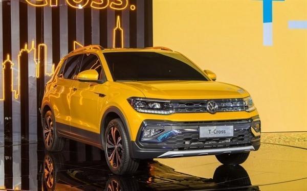 大众全新入门SUV发布 国产轴距加长88mm 上汽/一汽大众共同投产