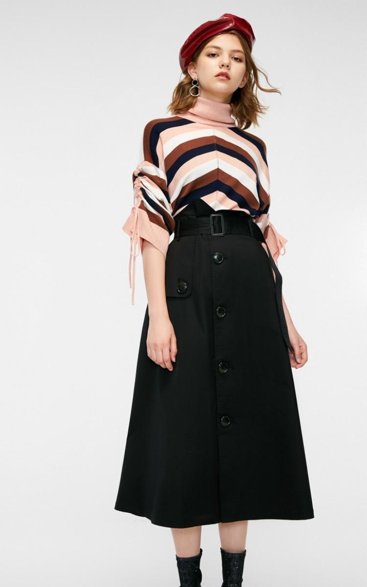 梨形身材的女人,穿衣把握这3种搭法,显瘦还不过时