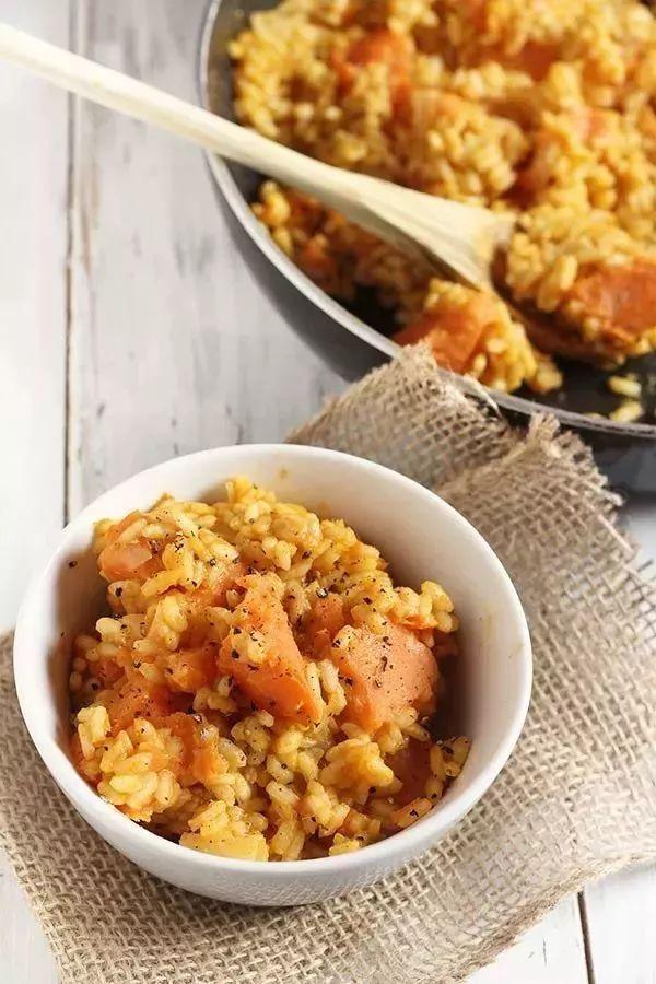 煮米饭时加点这个,比药还管用!气色好了,腰都变细了。