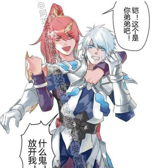 王者荣耀:诸葛亮可是赵云的,花木兰你怎么能把他抢走呢?