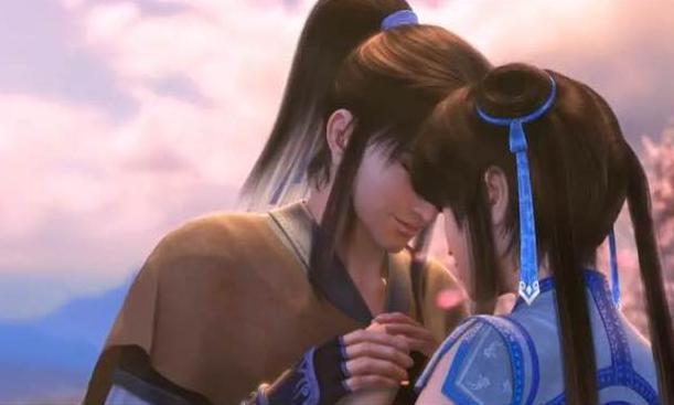 游戏角色经典情侣:除了李逍遥和赵灵儿,这一对也全是回忆!