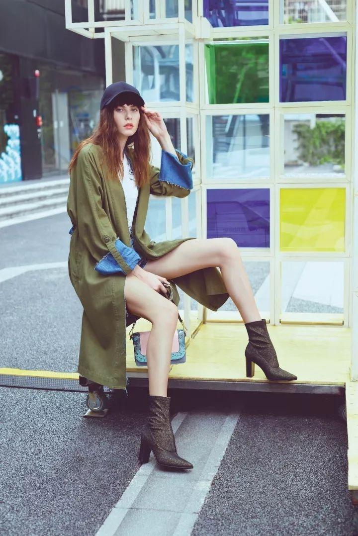 拥有这双短靴,你的秋冬才会更时尚