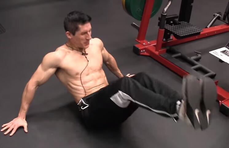 局部减肥,如何练出漂亮的腹肌?每天只需要7分钟,坚持练这6个动作!