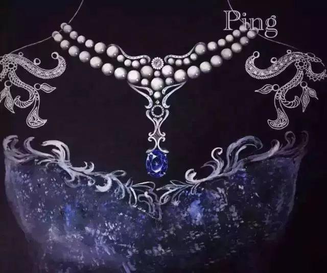 上海高级珠宝手绘设计师培训班