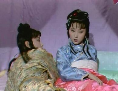 经典回顾 陈晓旭87版 红楼梦 2