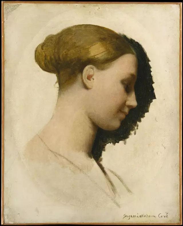 《土耳其浴女》 安格尔 油画 1862年图片