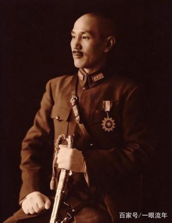 蒋介石的八大金刚
