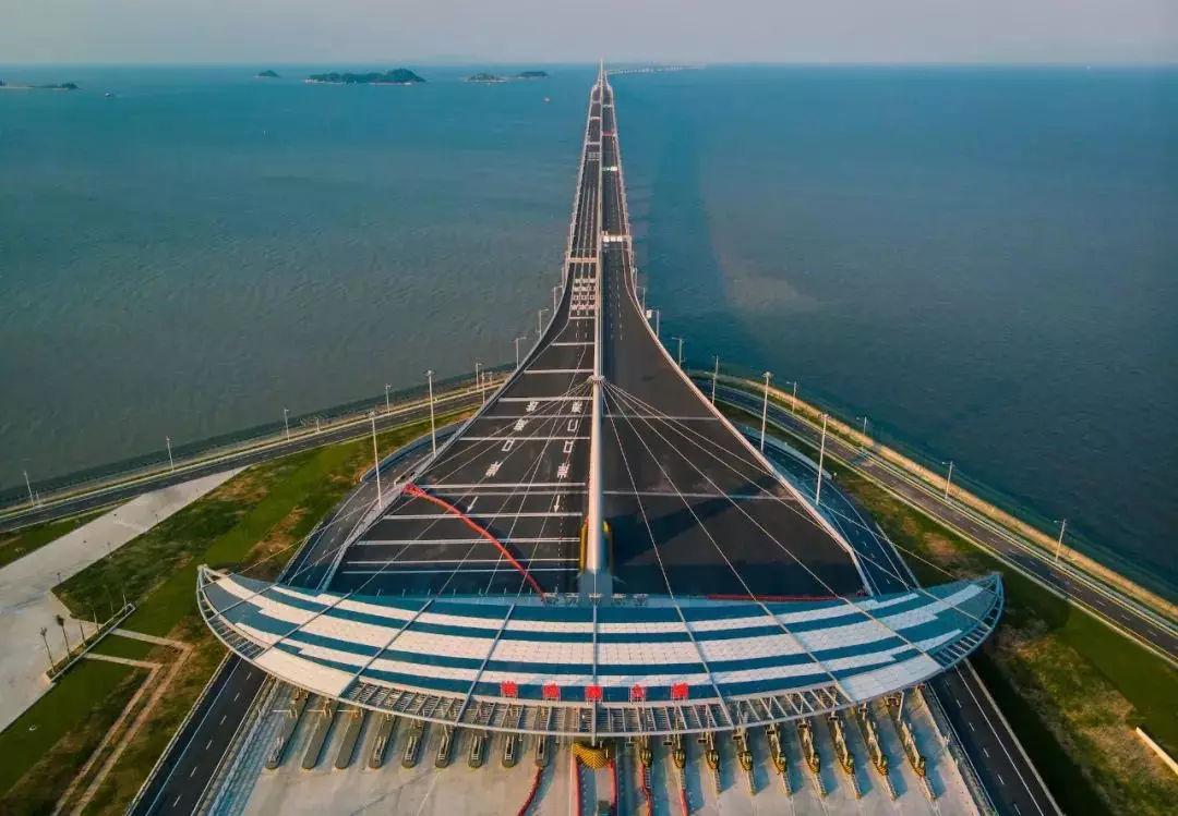 珠港澳大桥通车啦! 那些超级工程背后的超级创新!图片