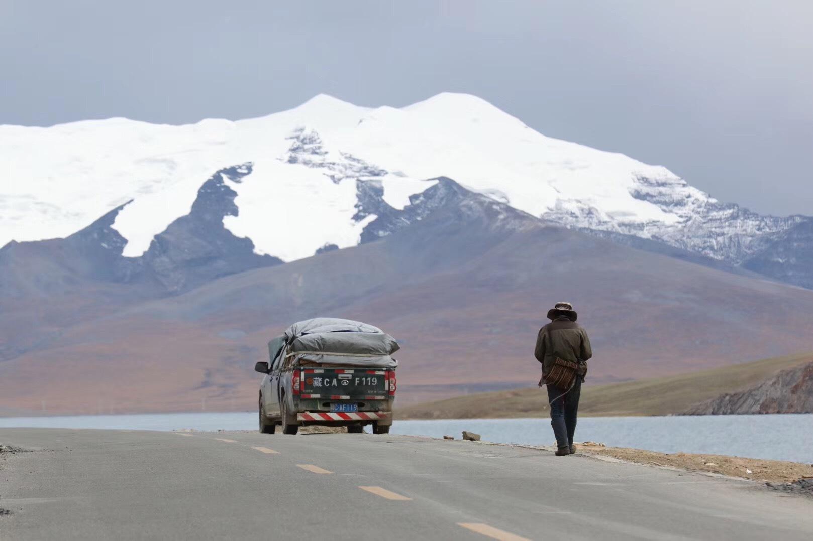 为你我受冷风吹,拉萨周边2日游冰川秘境40冰川!