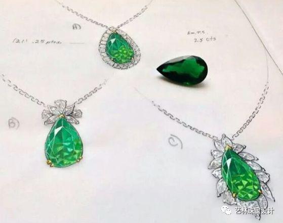 艺林珠宝手绘设计课程