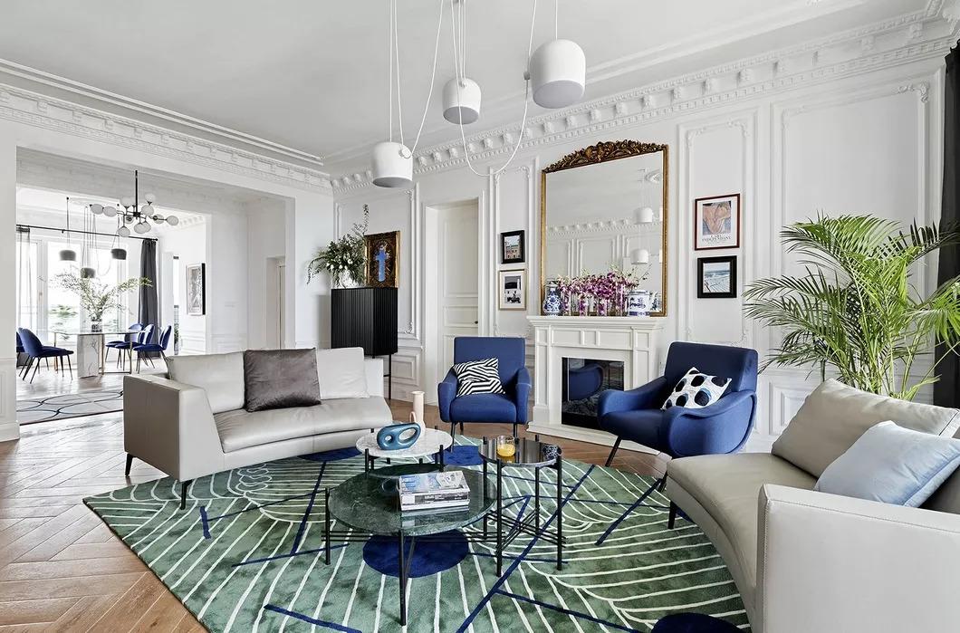 软装空间中的色彩技巧,对室内软装色彩搭配不清楚的朋友都可以来看一看~