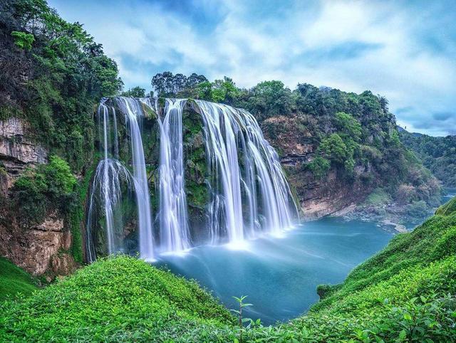 亚洲最大最美瀑布在我们国内,很多景区的小景点可能你都不知道