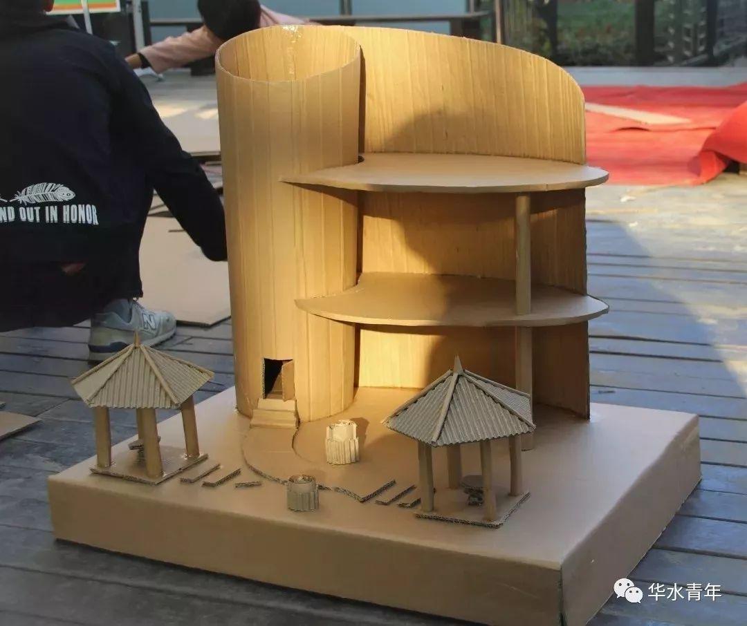 筑 华水 || 第一届建筑模型设计大赛圆满落幕