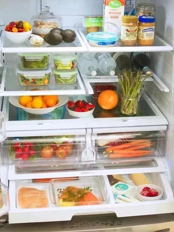 原来这些食物不用放进冰箱!不少人都做错了