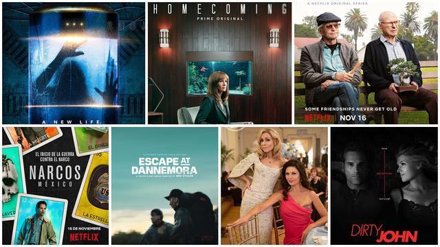 11月七部新美剧中有一部备受期待,预计豆瓣9.0以上