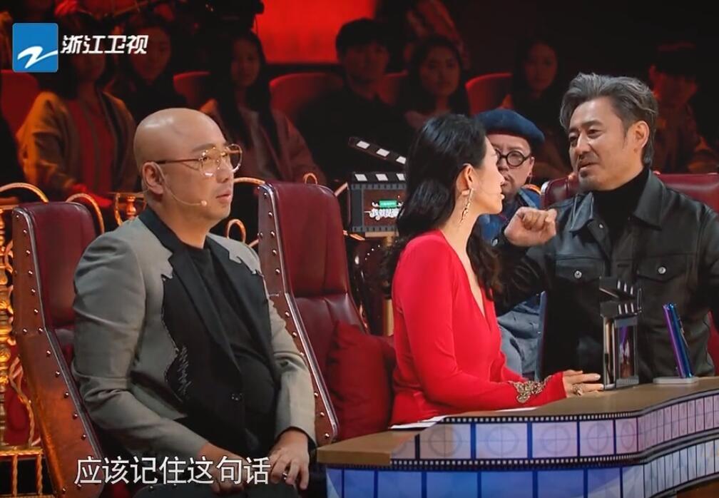 《我就是演员》吴秀波猛夸谢娜的演技,有谁注意到徐峥