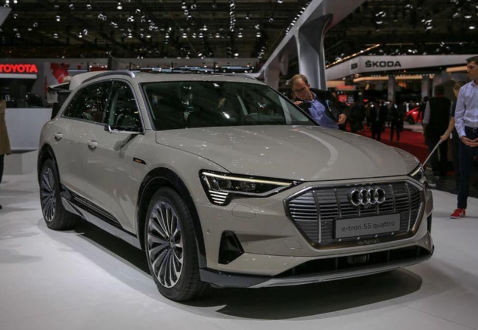 奥迪首款纯电动SUV e-tron将开启中国首秀