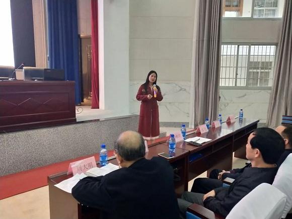国家级精品课程《中国女性文化》主讲教师
