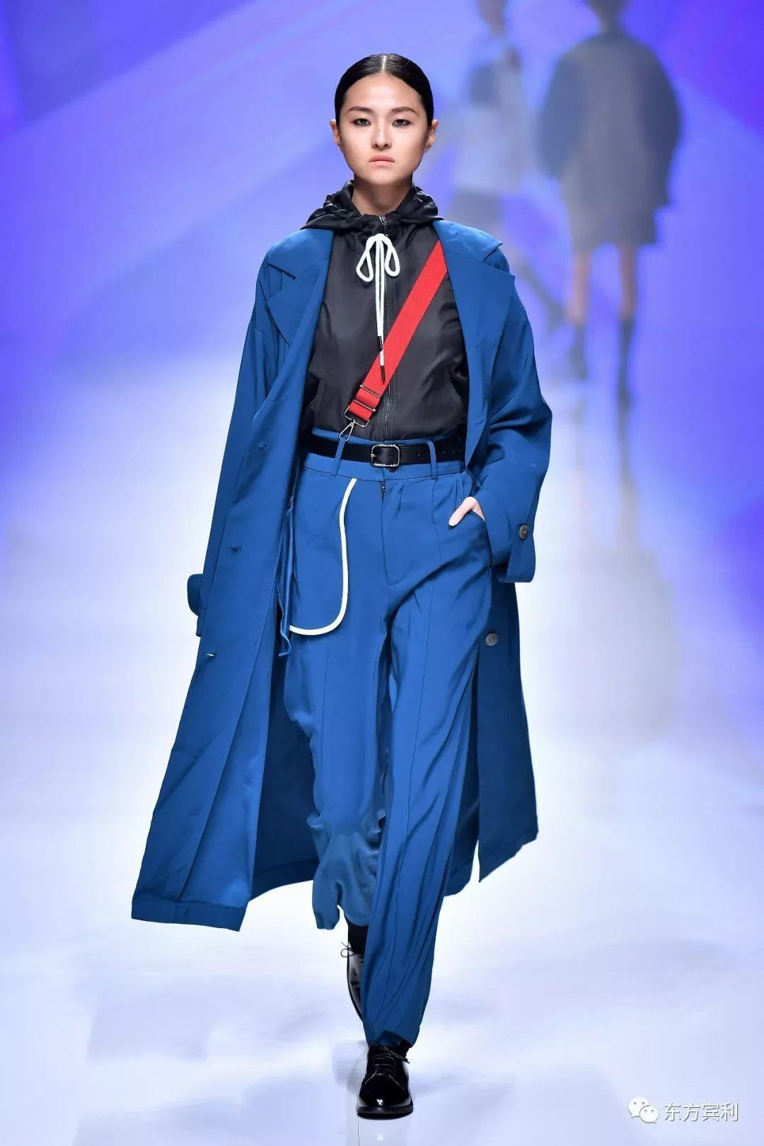 三位95后设计师携手世界顶级面料 宾霸 惊艳2019春夏中国国际时装周