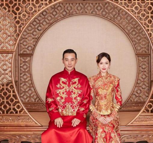 唐嫣罗晋晒照宣布结婚 幸福的样子(组图)