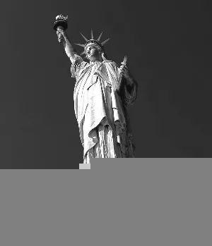 美是自由的象征_\