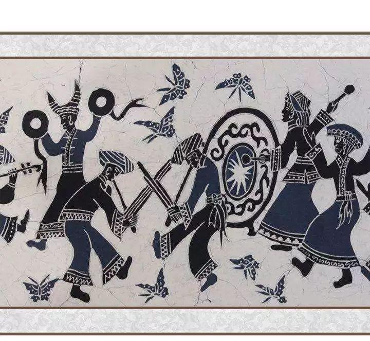 各民族��nm9.h9-_各民族民间艺术瑰宝书籍大全,苗绣,蜡染,剪纸……这都