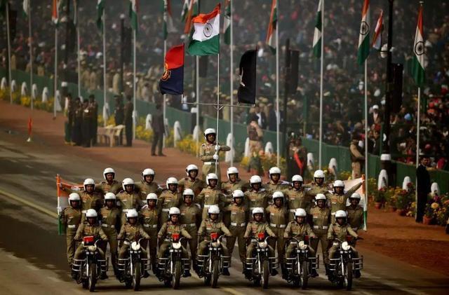 印度人排的世界军事强国印度第四英法排名很尴尬