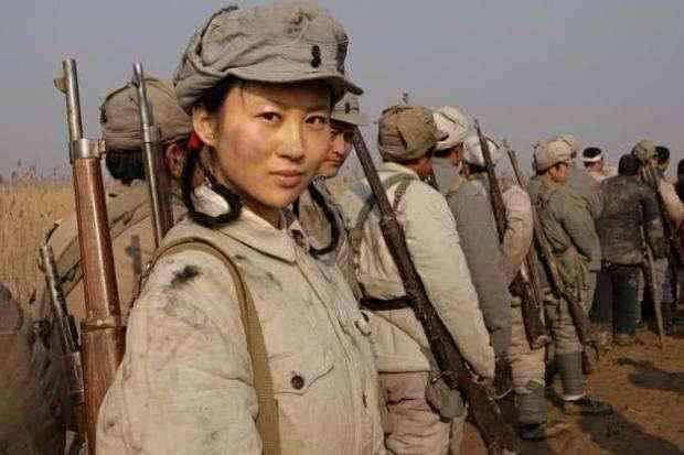 银金花,当之无愧的女英雄,曾肉搏杀死7名日本鬼子